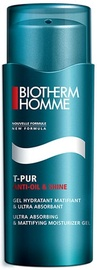 Biotherm Homme T-Pur Anti-Oil & Shine Gel 50ml