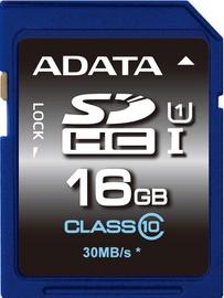 Adata 16GB SDHC Premier UHS-I U1 Class 10
