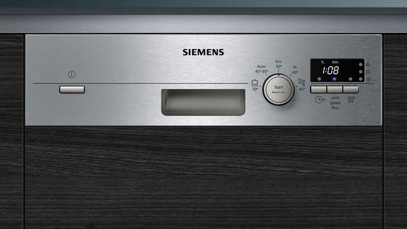 Įmontuojama indaplovė Siemens iQ100 SpeedMatic SR515S03CE