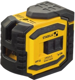 Stabila LAX 300 G Cross Line Plus Plumb Point Laser