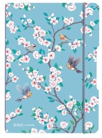 Herlitz Notebook Flex PP A5 Ladylike Birds 50021505