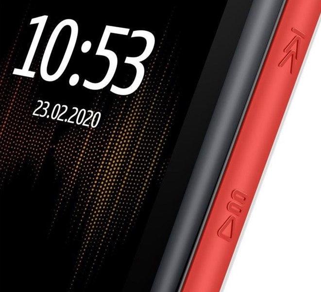 Mobilus telefonas Nokia 5310 2020 Juoda/Raudona