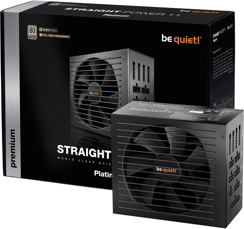 Be Quiet! Straight Power 11 Platinum 750W
