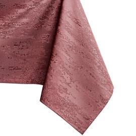 Скатерть AmeliaHome Vesta, розовый, 1550 мм x 3000 мм