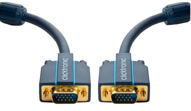 Clicktronic Cable VGA To VGA 2m