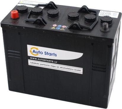 Аккумулятор Auto Starts Heavy Duty, 12 В, 125 Ач, 720 а