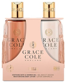 Grace Cole Body Care Duo 300ml Ginger Lily & Mandarin