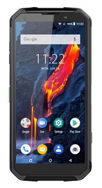 Mobilusis telefonas Blackview BV9500 Plus Black, 64 GB