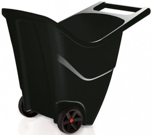 Prosperplast Load & Go II Wheelbarrow Black