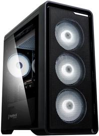 Zalman M3 Plus mATX Mini-Tower Black