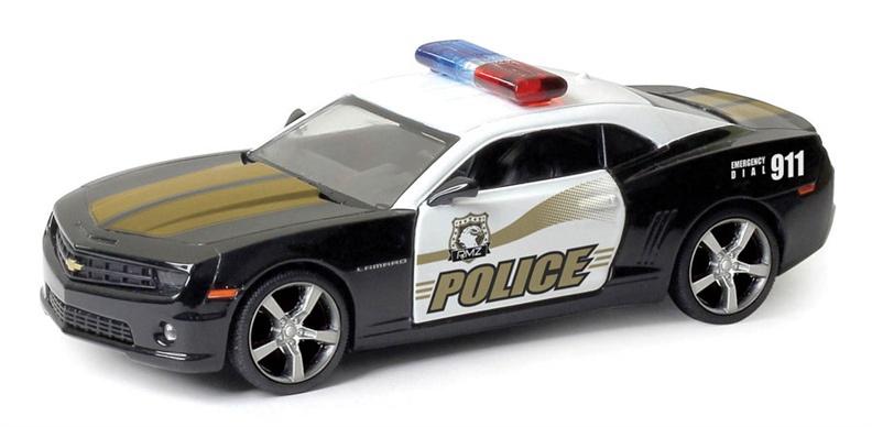 Politsei mänguauto Camaro 554005P