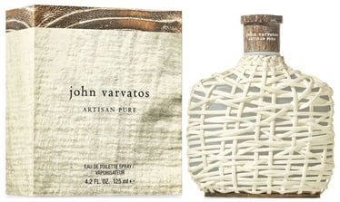 Tualetinis vanduo John Varvatos Artisan Pure 125ml EDT