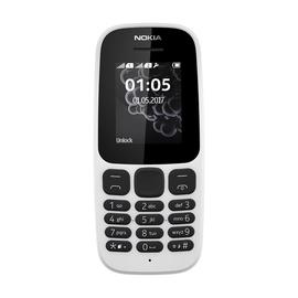 Mobilusis telefonas Nokia 105 (2017), 4 MB, DS