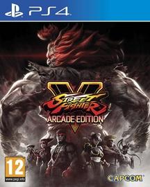 Игра для PlayStation 4 (PS4) Street Fighter V: Arcade Edition PS4