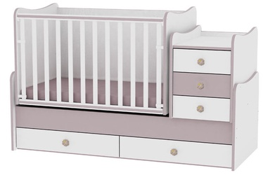 Vaikiška lova Bertoni Lorelli Maxi Plus, 166x72 cm