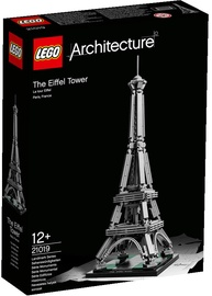 Konstruktorius LEGO Architecture The Eiffel Tower 21019
