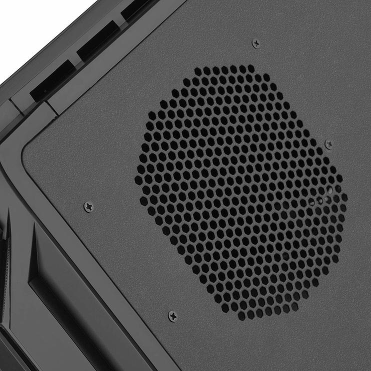 SilverStone Case Raven RVZ03-ARGB Black
