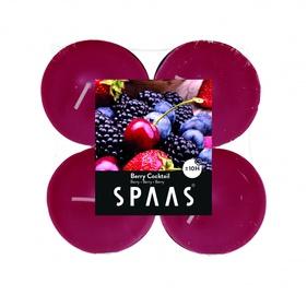 Ароматическая свеча Spaas Berries, 10 h