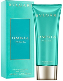 Bvlgari Omnia Paraiba 100ml Body Lotion
