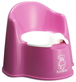 BabyBjorn Potty Chair Pink 055155A