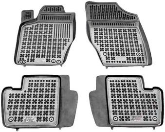 Резиновый автомобильный коврик REZAW-PLAST Citroen C4 II 2011, 4 шт.
