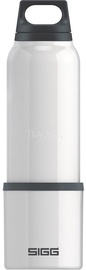 Sigg Thermo Hot & Cold With Cup White 500ml