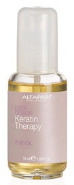 Aliejus plaukams Alfaparf Lisse Design Keratin Therapy The Oil, 50 ml