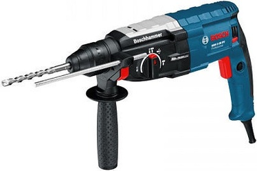 Bosch GBH 2-28 DV Rotary Hammer with L-Boxx Suitcase