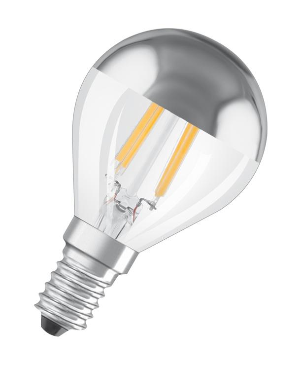 LAMPA LED FIL MIRROR P45 4W E14 827 350L