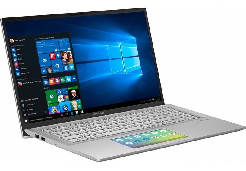 Asus VivoBook S15 S532FA-BN086T Transparent Silver PL