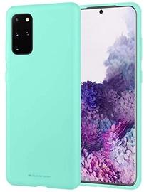 Mercury Soft Feeling Matte Back Case For Samsung Galaxy S20 Mint