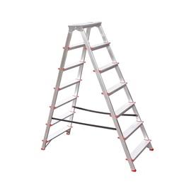 Dvipusės kopėčios Haushalt (7 pakopų)