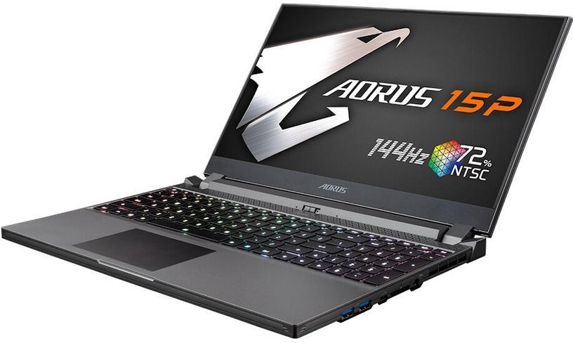 "Sülearvuti Gigabyte Aorus 15P KB-7DE1130SH, Intel® Core™ i7, 8 GB, 512 GB, 15.6 """