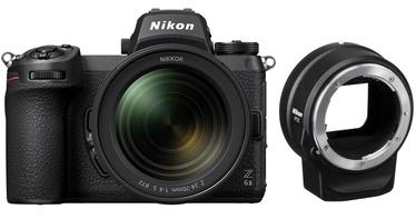 Süsteemne fotoaparaat Nikon Z 6II