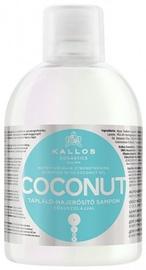 Kallos KJMN Shampoo With Coconut Oil 1000ml