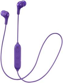 Ausinės JVC HA-FX9BT Violet, belaidės