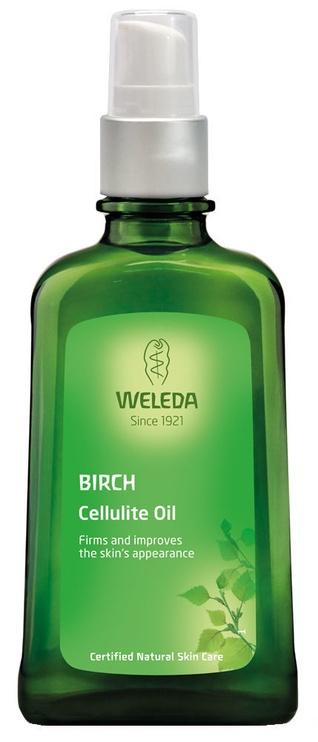 Масло для тела Weleda Birch Cellulite, 200 мл