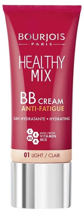 BB sejas krēms Bourjois BB Healthy Mix 01, 30 ml