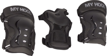 My Hood Skate Protection Set Black XS