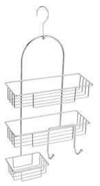 Dušo lentynėlė HIC-0419, 25 x 10,5 x 43,2 cm