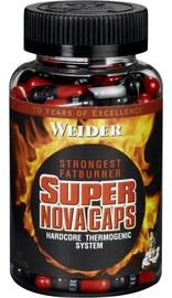Weider Super Nova Caps Fatburner 120 Caps