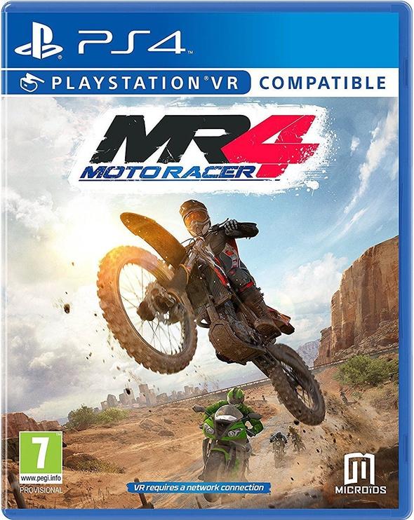 Moto Racer 4 VR PS4