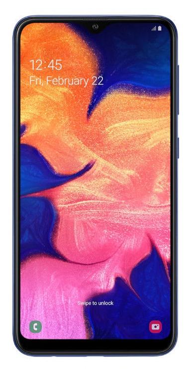 Mobilusis telefonas Samsung Galaxy A10 2019 Blue, 32 GB