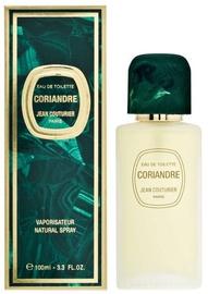 Туалетная вода Jean Couturier Coriandre, 100 ml EDT