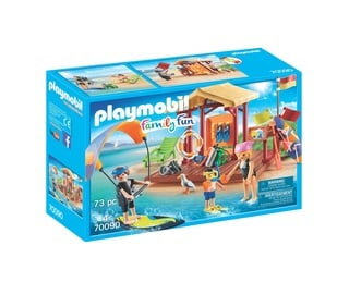 Constructor playmobil family fun 70090