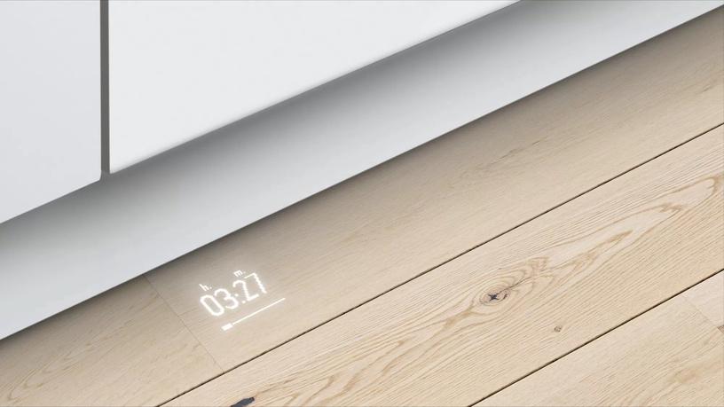 Įmontuojama indaplovė Bosch SMV8YCX01E