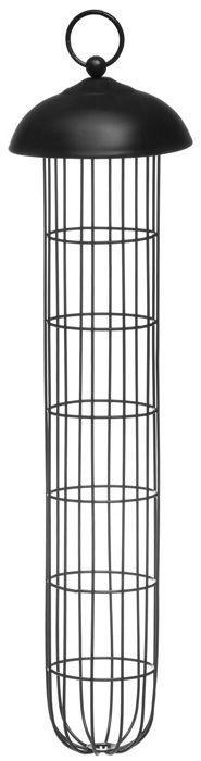 Tintti Bird Feeder Black 016629