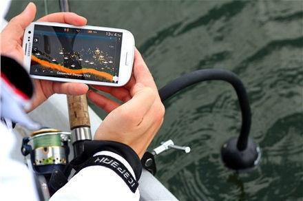 Deeper Smart Sonar PRO Plus + Avocet R 5500FS