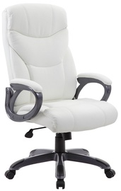 Home4you Office Chair Connor White
