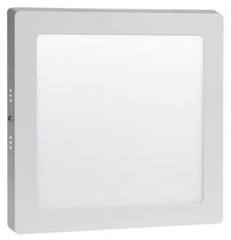Maclean Ceiling Slim Panel Lamp 18W LED White